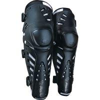 Chránič Fox Titan Pro Knee/Shin Grd, Ce Black OS
