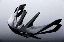 Náhradní díl Fox Racing Flux Helmet Visor Black OS