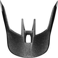 Náhradní kšilt Fox V3 Mx19 V3 Helmet Visor - Baz Pewter