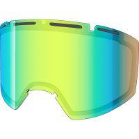 Náhradní skla Shred Amazify Double Spare Lenses Aura Reflect - Bronze Bronze OS