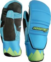 Dětské rukavice Slytech Fortress Race One Mini Mitts Wee Green Green XS