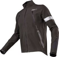 Pánská MX bunda Fox Racing Legion Downpour Jacket Charcoal