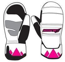 Dětské rukavice Slytech Fortress Race One Mini Mitts Wee Pink Pink XXS