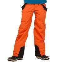 Chlapecké zimní kalhoty Protest BORK JR snowpants Orange Pepper