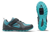Dámské tretry Northwave Escape Woman Evo Anthracite/Blue