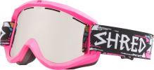 Pánské zimní goggle Shred Soaza Fracture Pink OS