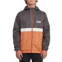 Pánská bunda Volcom Ermont Jacket Burnt Orange
