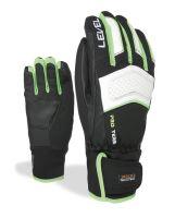 Dětské rukavice Level Pro Team Jr Green 6 Jr L