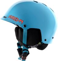 Zimní helma Shred Half Brain Skyward Blue M/XL (57-61)