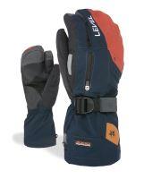 Pánské rukavice Level Star Trigger Navy Blue 8.5