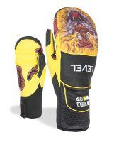Pánské rukavice Level Race Speed Mitt Goldenrod 8.5