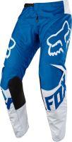 Dětské MX kalhoty Fox Yth 180 Race Pant Blue
