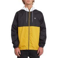 Pánská bunda Volcom Ermont Jacket Gold