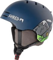 Zimní helma Shred Slam-Cap Noshock Needmoresnow Blue M (56-58)