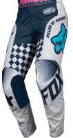 Pánské MX kalhoty Fox 180 Czar Pant Light Grey