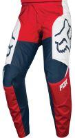 Pánské MX kalhoty Fox 180 Przm Pant Navy/Red 38