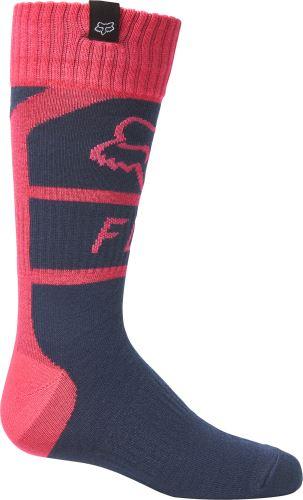 Dětské MX ponožky Fox Yth Girls Lux Sock Dark Indigo