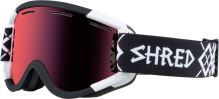 Zimní brýle Shred Nastify Bigshow Black-White Cbl/Hero Nd Black OS