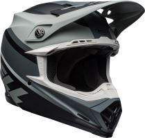 Motocyklová přilba Bell Bell Moto-9 Mips Prophecy Helmet Mt Gray/Black/White
