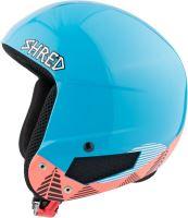 Zimní helma Shred Mega Brain Bucket RH Timber Blue/Rust