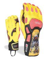 Pánské rukavice Level SQ CF Red 8.5