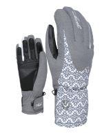 Dámské rukavice Level Alpine W Pattern 7 - S
