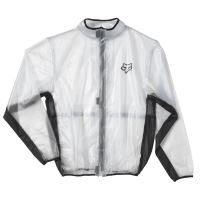 Dětská bunda Fox Racing Yth Fluid Mx Jacket Clear