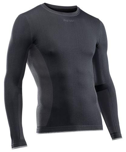 Spodní vrstva Northwave Surface Jersey Ls Black LXL