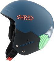 Zimní helma Shred Basher Noshock Needmoresnow Navy Blue/Green