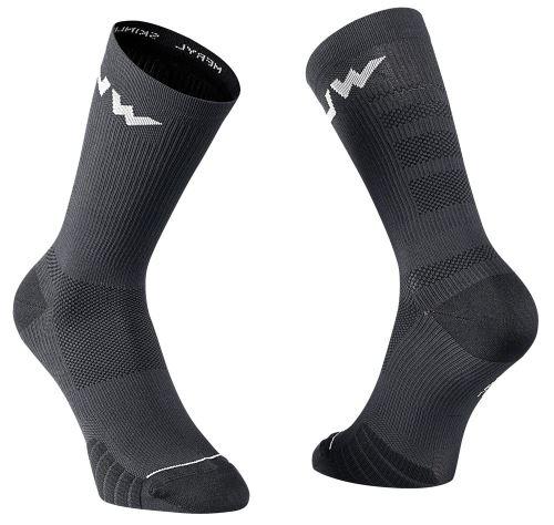 Cyklo ponožky Northwave Extreme Pro Sock Black/Gray