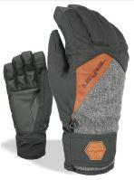 Pánské rukavice Level Cruise Black 8,5(ML)
