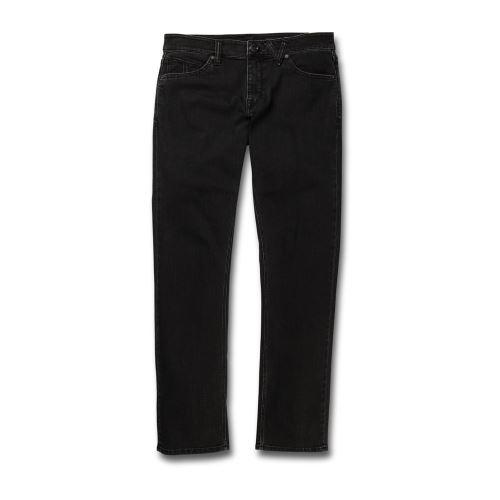 Pánské kalhoty Volcom Vorta Denim Ink Black