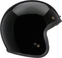 Motocyklová přilba Bell Bell Custom 500 DLX Solid Helmet Gloss Black XXL