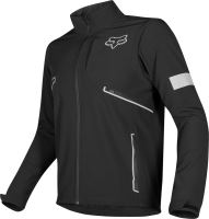 Pánská MX bunda Fox Legion Softshell Jacket (Black) Black