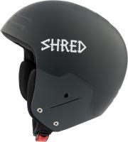 Zimní helma Shred Basher Noshock Blackout Black