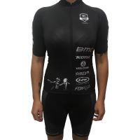 Dámský cyklo dres Northwave Pro Jersey Short Sleeves Woman Custom black