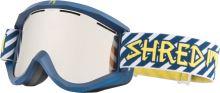 Pánské zimní goggle Shred Soaza Pajama Navy Blue OS