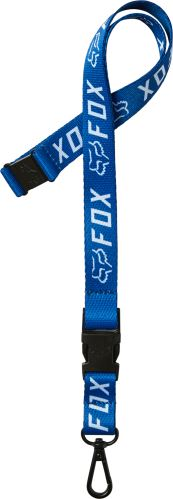 Klíčenka Fox Apex Lanyard Royal Blue OS