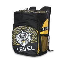 Pánský batoh Level Ski Team Pro Black-Yellow Pcs