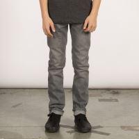 Dětské kalhoty Volcom 2X4 By Denim Power Grey