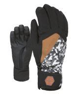 Pánské rukavice Level Cruise Black-White 8.5 - ML