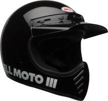 Motocyklová přilba Bell Bell Moto-3 Classic Helmet Black XXL