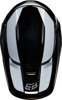 Náhradní kšilt pro helmy Fox 2019 V1 Helmet Visor - Prix Black