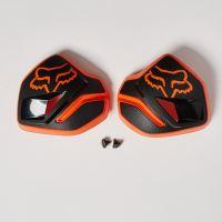 Náhradní díly Fox Raptor Raptor Shldr Rplcmt Kit+Screws Orange L/XL