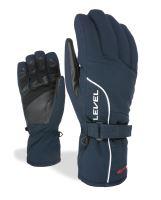 Pánské rukavice Level Action Blue 8.5