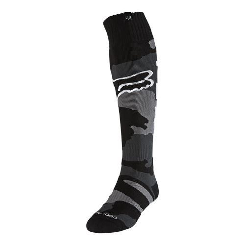 Pánské ponožky Fox Coolmax Thin Sock - Speyer Black