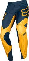 Pánské MX kalhoty Fox 360 Kila Pant Navy/Yellow