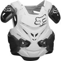 MX chránič hrudi Fox Airframe Pro Jacket, Ce Black/White