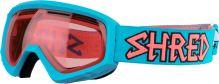 Zimní brýle Shred Mini Air Blue Ruby Blue OS