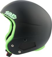Dětská zimní helma Shred Brain Bucket Don Black